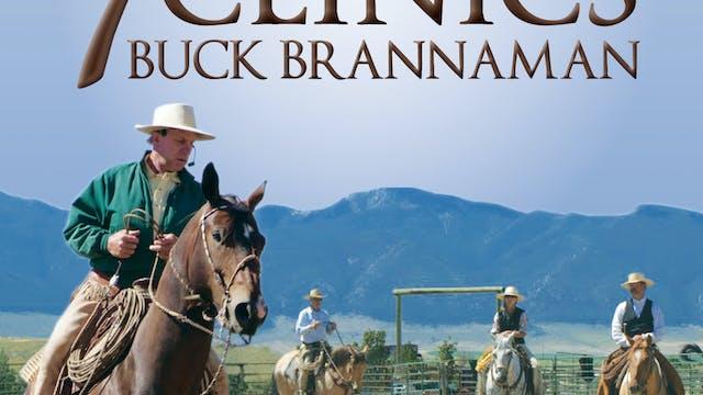 7 Clinics w/Buck Brannaman #4-Lessons Horseback II