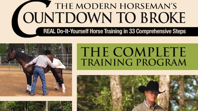 Modern Horseman's Countdown to Broke Complete Set