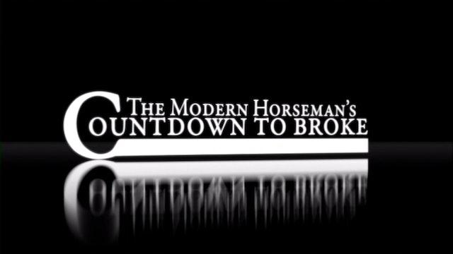 Modern Horseman 4-Countdown To Broke-VHX