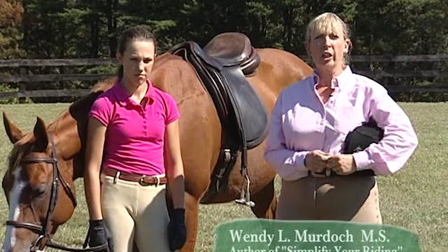 Ride Like a Natural 1: Sitting Right on Your Horse