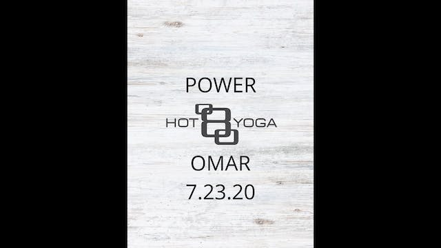 Power with Omar L