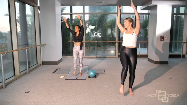 Yoga Barre with Jillian F