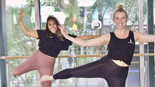 15-Min Legs with Jillian F