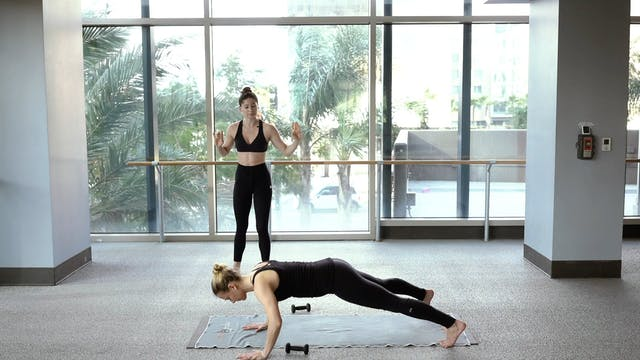5-Min Arms with Ava M