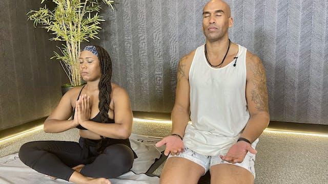 5-Min Meditation with Leon W