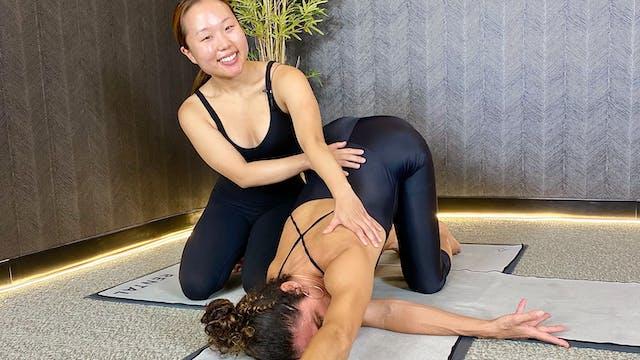 10-Mim Shoulder Stretch with Kelly C