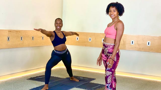 45-Min Power with Anissa F