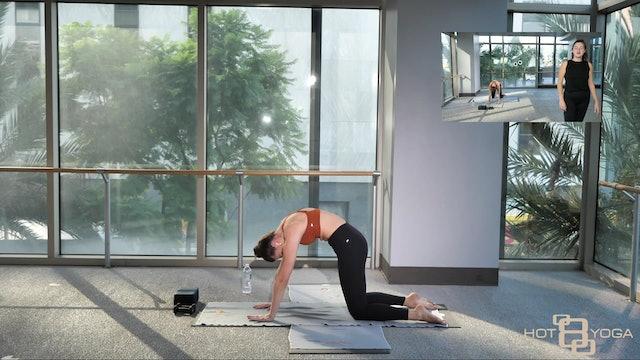 Yoga Barre with Maya