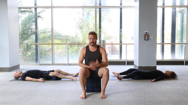Breathwork Meditation with Mike A