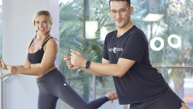 45-Min Cardio Dance Party with Ilan N