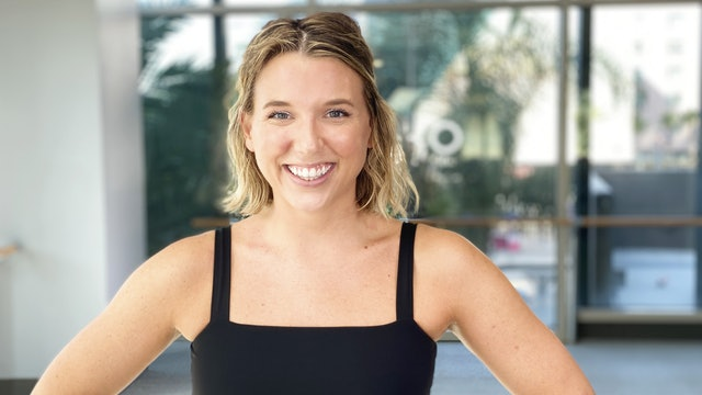 Yoga Barre with Jillian F