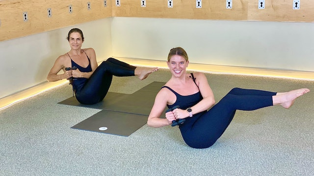 30-Min Barre with Jillian F
