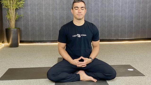 10-Min Pride Of Self Meditation with Eddy R