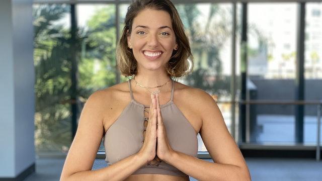 Yin & Yang Yoga with Camila G