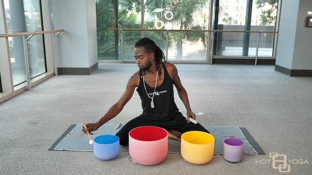 10-Min Sound Meditation with Antwan T