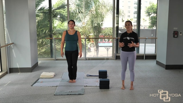 Foundations Workshop — Posture Breakdown with Deanna A