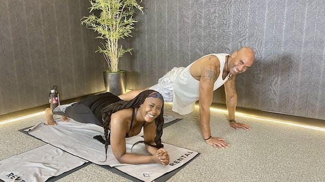 5-Min Plank Series with Leon W