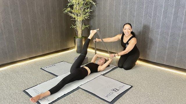 15-Min Hamstring Stretch with Teresa L