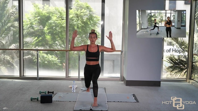 30-Min Abs with Judy L