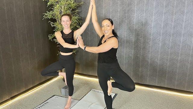 45-Min Yin/Yang with Teresa L