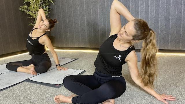 20-Min Stretch with Deanna A