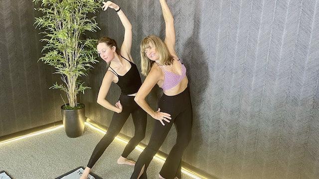 Yoga Barre with Nancy N
