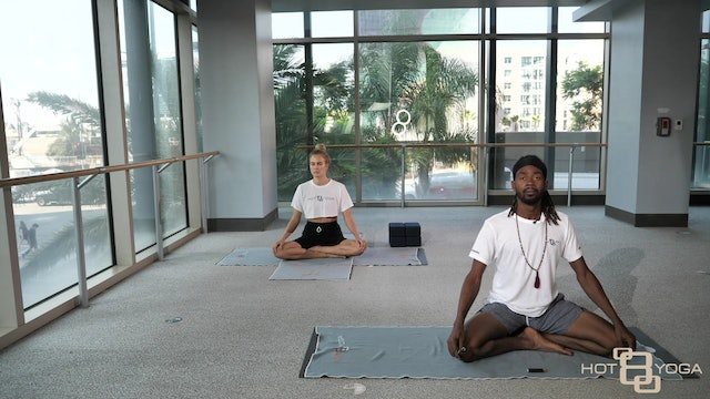 20-Min Meditation with Antwan T