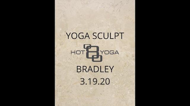 Sculpt with Bradley B