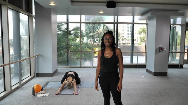 Hot Summer Barre with Bhreeyana M