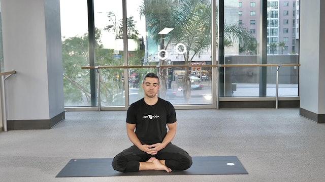 5-Min Meditation with Eddy R