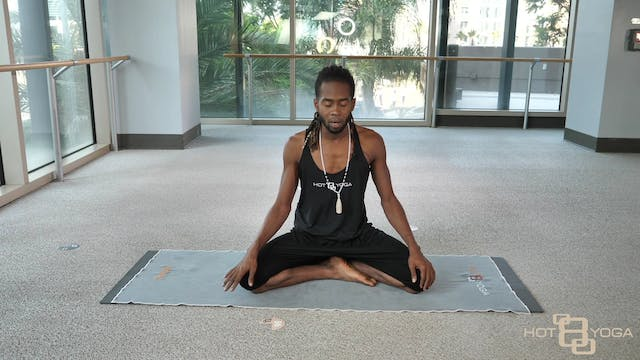 15-Min Meditation with Antwan T