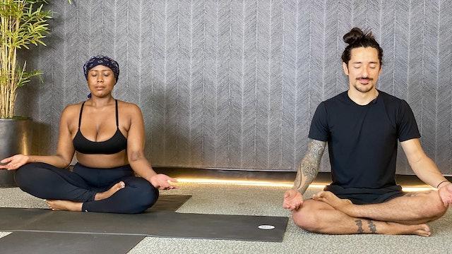 5-Min Meditation with Derik E