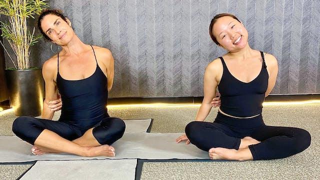 10-Min Neck Stretch with Kelly C