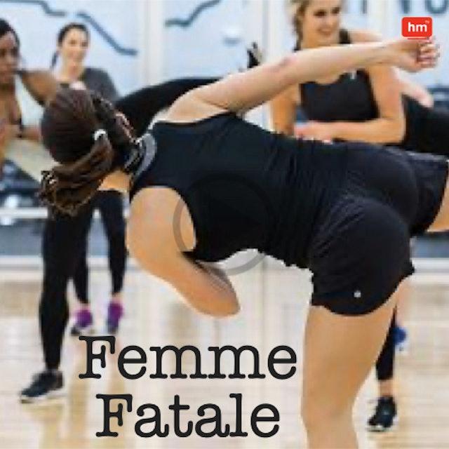 Wed @ 9a Femme Fatale w Cari 6/30