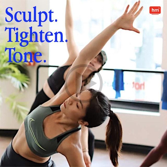 Thu @ 9a Sculpt.Tighten.Tone. w Rebecca 6/24
