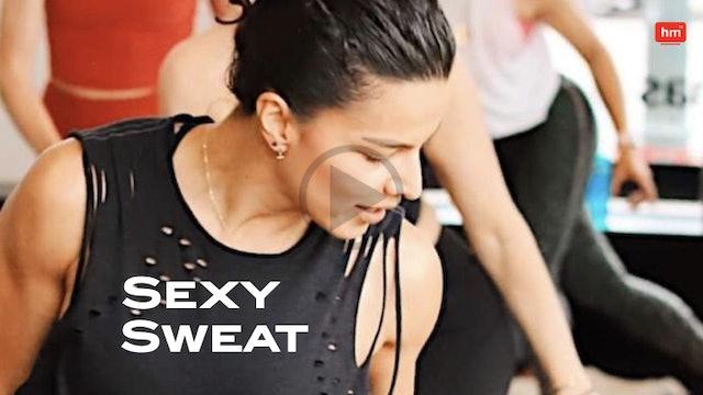 Wed @ 9a Sexy Sweat w J Sams 9/29