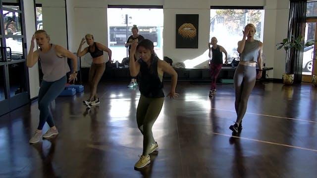 Sexy Sweat w J Sams 10/13