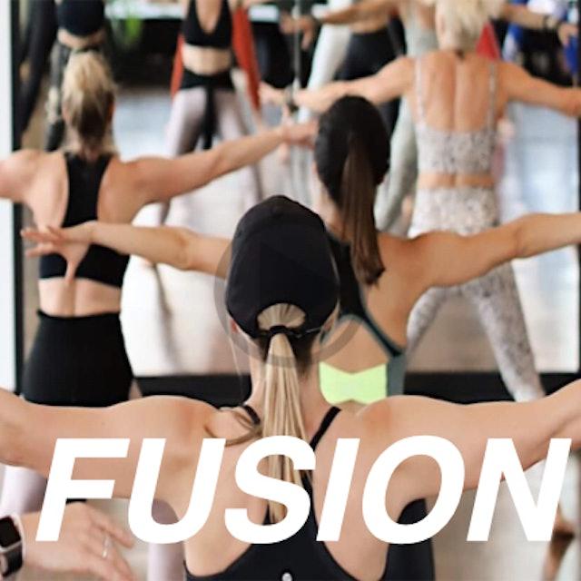 Fri @ 9a Fusion w Teddi B 10/1