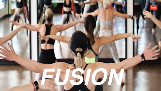 Mon @ 9a Fusion w Cari 6/28