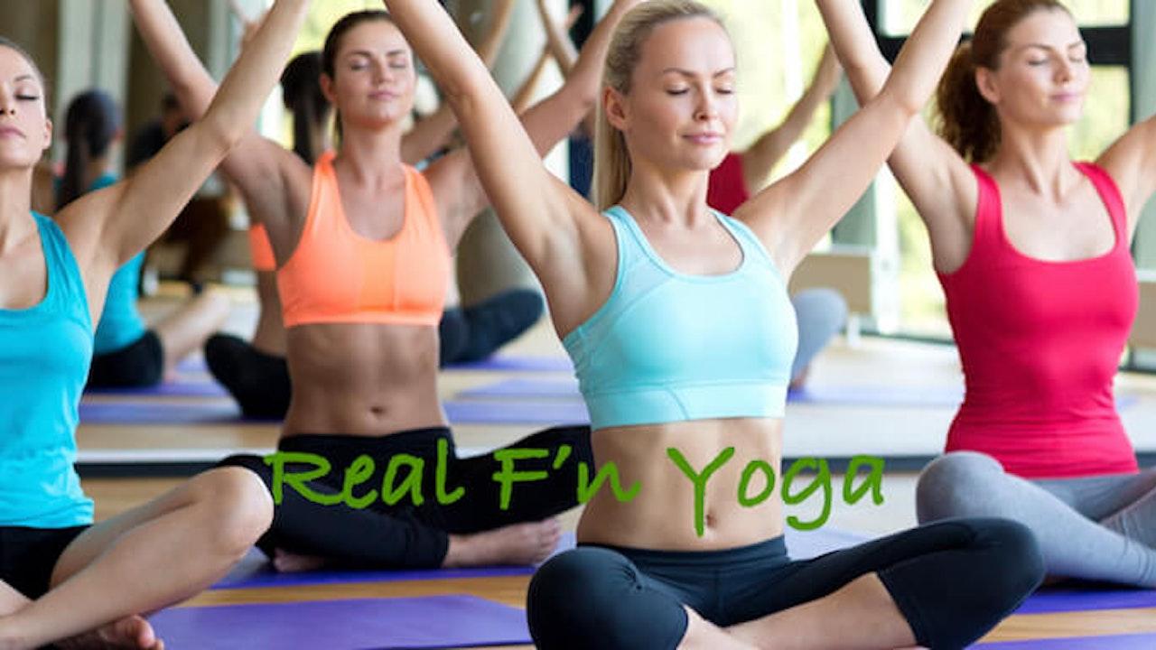 Real F'n Yoga