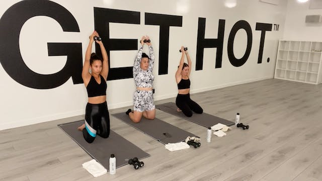 DAY 13 - OCTOBER 16TH - PILATES SCULP...