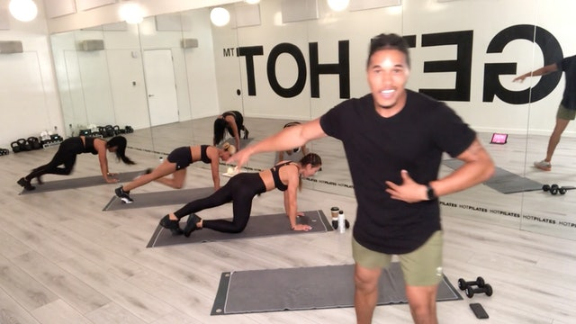 FULL BODY HIIT - STEF ARMSTEAD & SHANNON