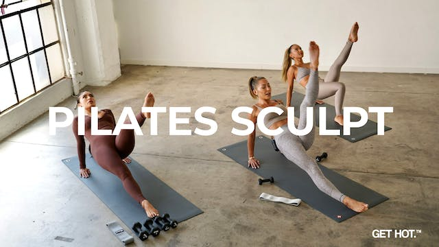 1/24 PILATES SCULPT - SHANNON