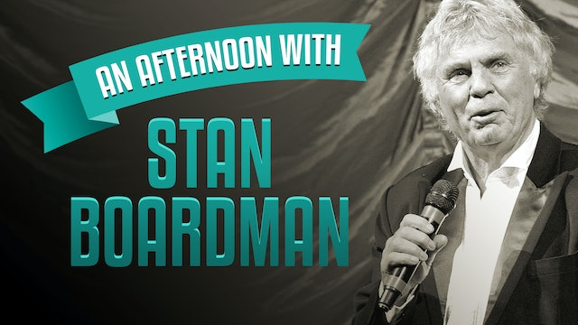 An Afternoon with Stan Boardman