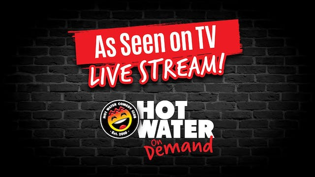 As Seen On TV LIVE! - 9:30pm - 14th July