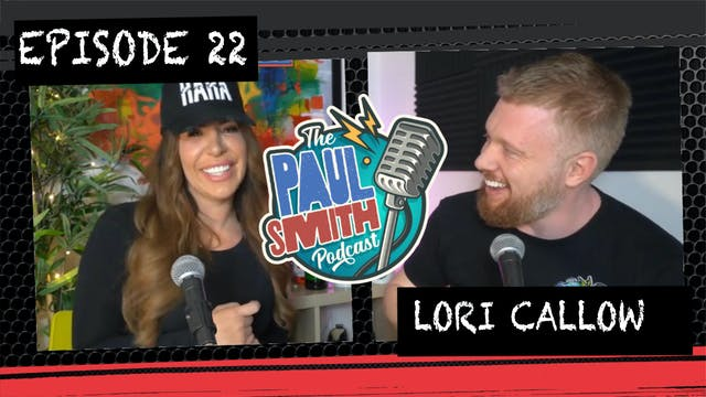 Ep22 with Lori (Social Bubble Edition...