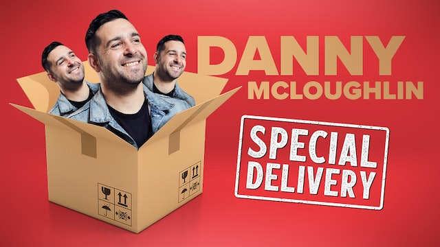 Danny McLoughlin - Special Delivery