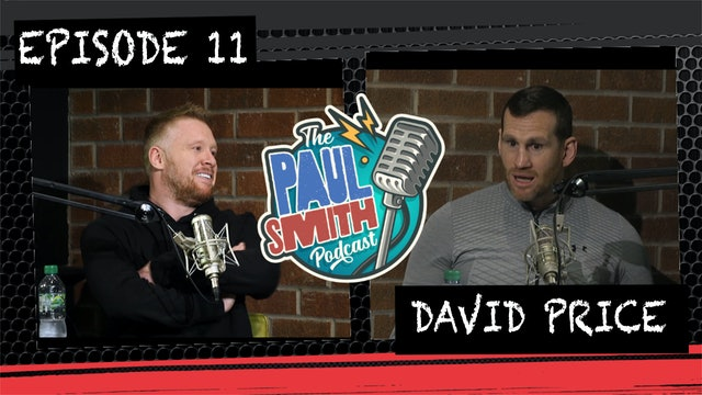 Ep11 with David Price - The Paul Smith Podcast