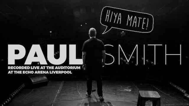 Paul Smith - Hiya Mate