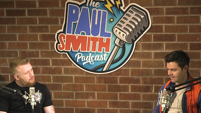 Ep6 with Martin Bone - The Paul Smith Podcast